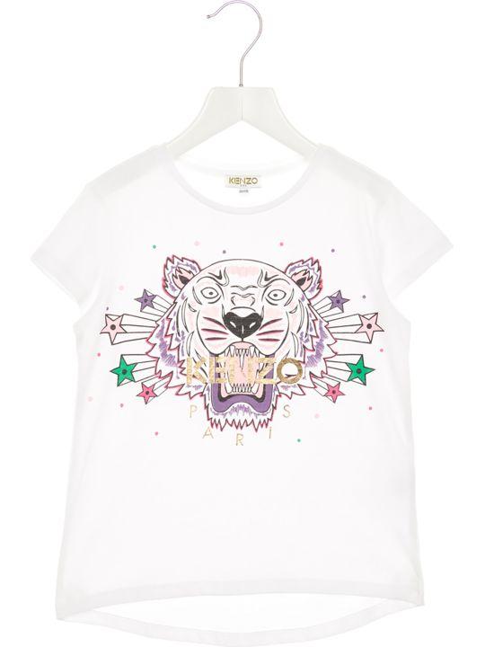 Kenzo Kids 'tiger Jg' T-shirt