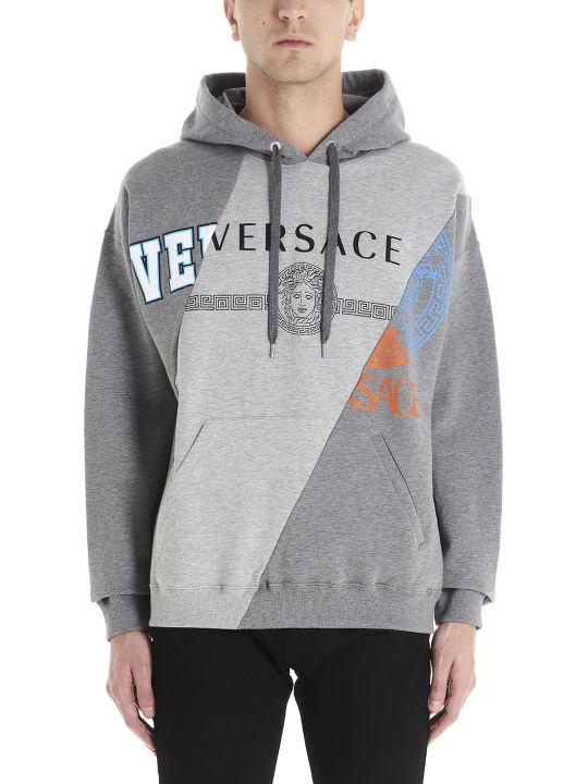 Versace 'versace Compilation' Hoodie