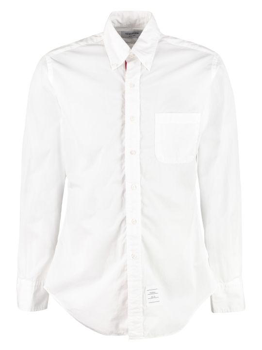 Thom Browne Cotton Button-down Shirt