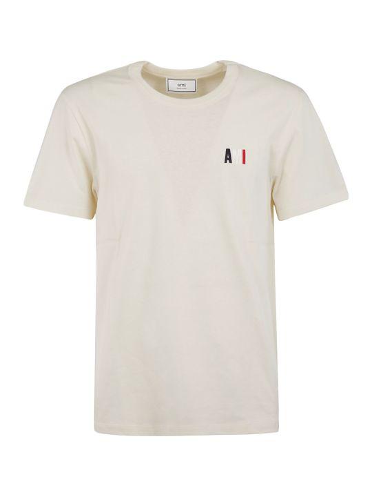 Ami Alexandre Mattiussi Initials T-shirt