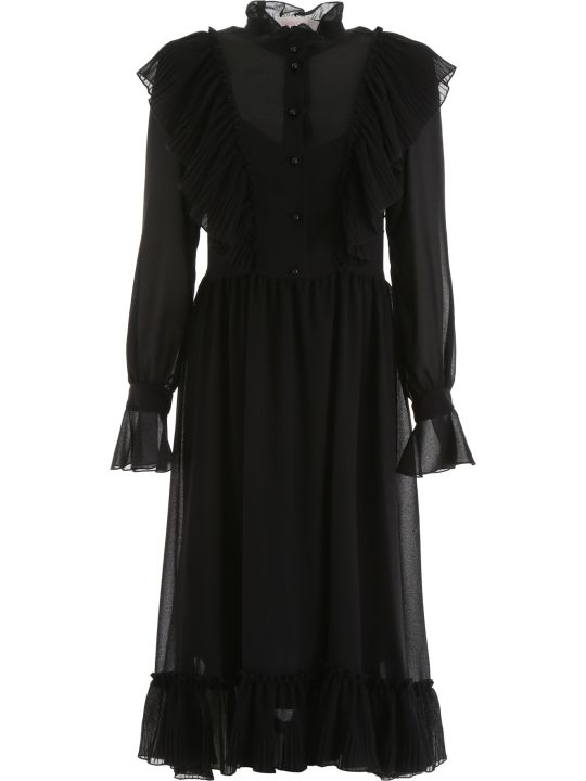 See by Chloé Ruffled Dress