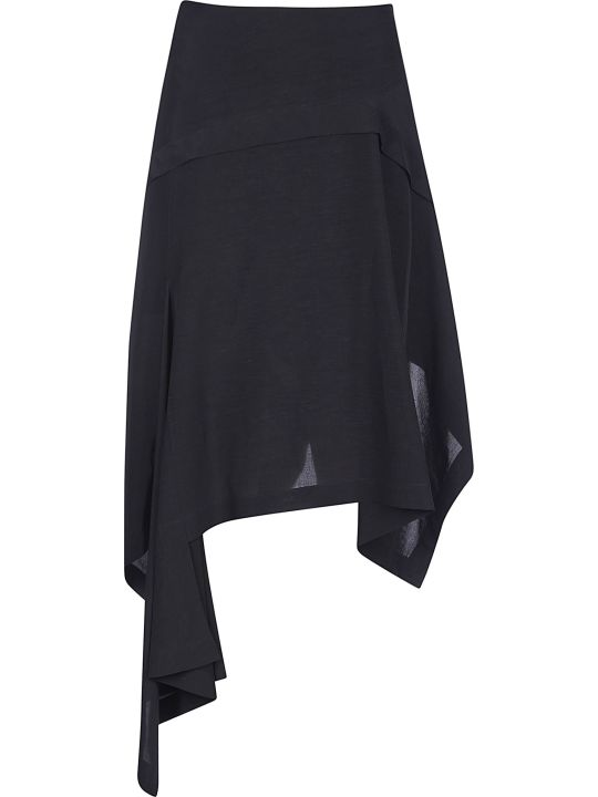 Lanvin Asymmetric Skirt