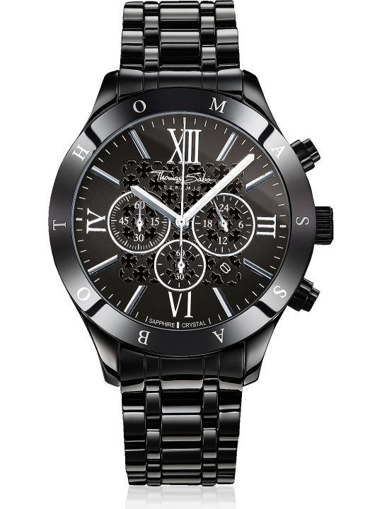 Thomas Sabo Rebel Ceramic Men's Chronograph Watch
