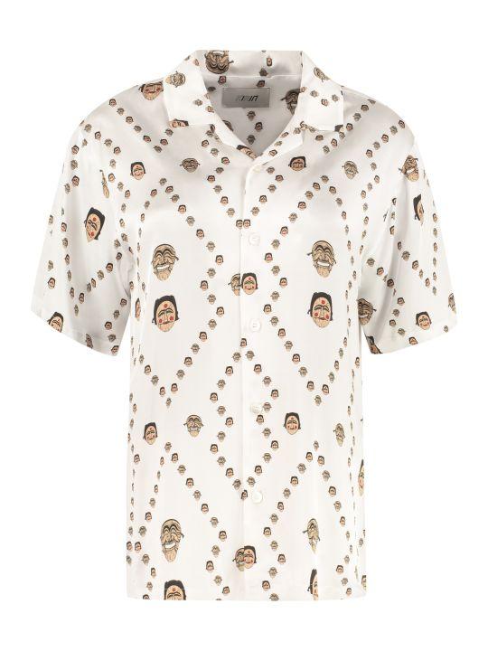 Kirin Printed Short Sleeve Shirt