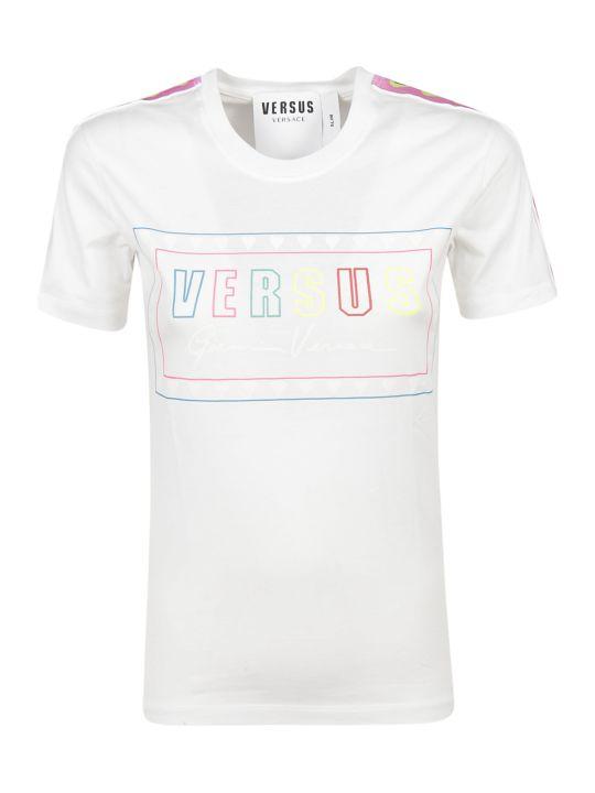 Versus Versace Contrast Logo T-shirt