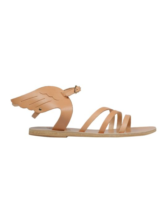 Ancient Greek Sandals Ikaria Flat Sandals