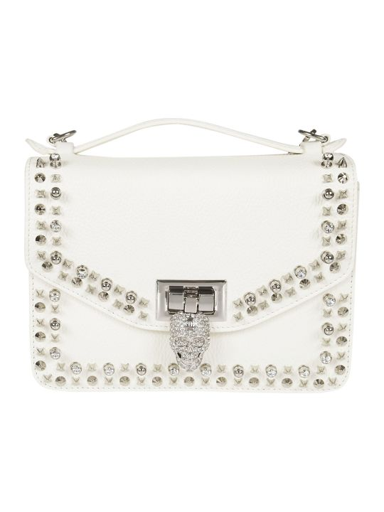 Philipp Plein Embellished Shoulder Bag