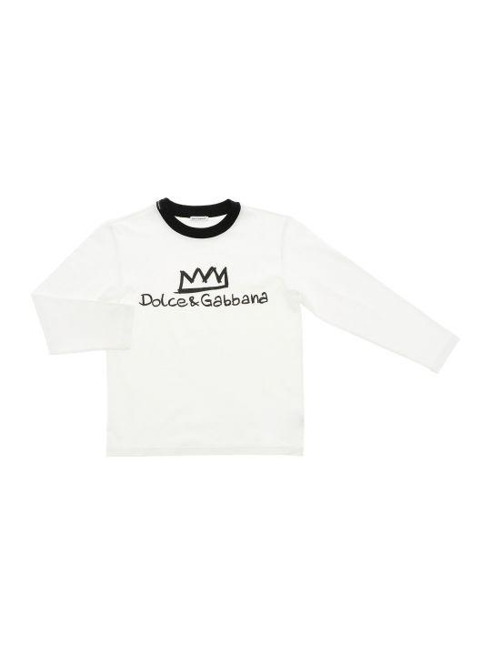Dolce & Gabbana T-shirt Manica Lunga