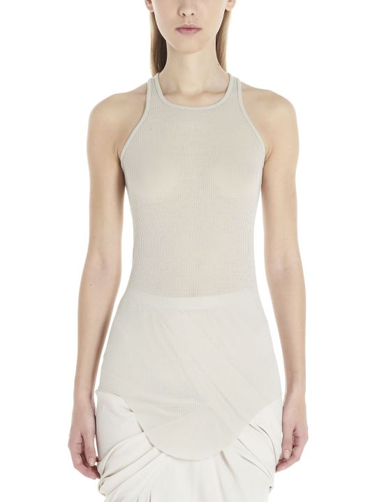 Rick Owens 'basic Rib' Top