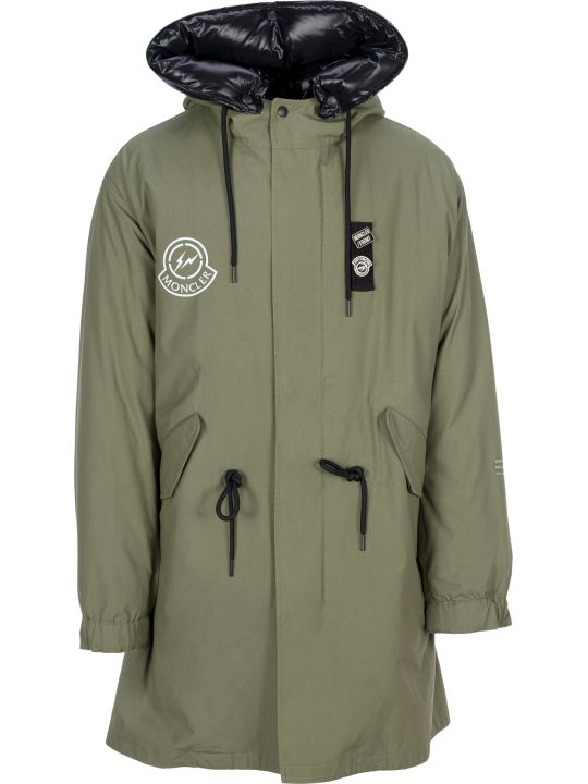 Moncler Fragment Fulcrum Jacket