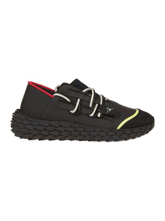 Giuseppe Zanotti Ridged Sneakers