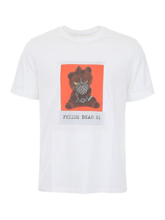 Neil Barrett Fetish Bear 01 T-shirt