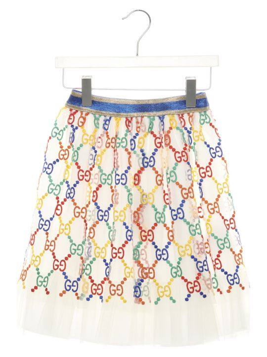 Gucci 'gg' Skirt