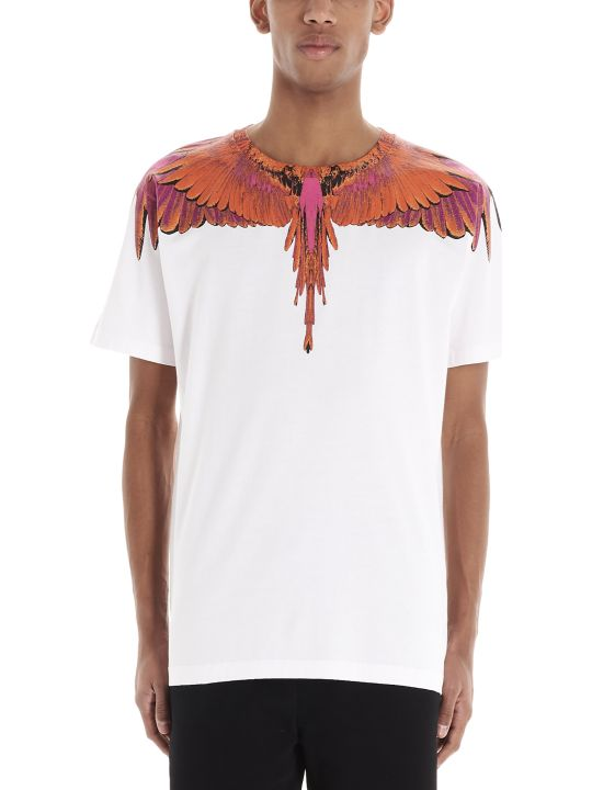 Marcelo Burlon 'red Wings' T-shirt