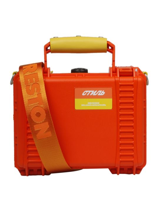 HERON PRESTON Tool Box Crossbody Bag