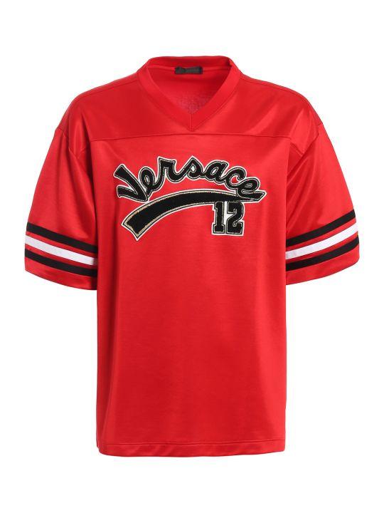 Versace Varsity T-shirt
