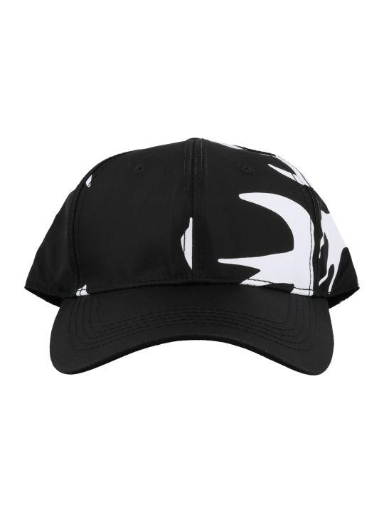 McQ Alexander McQueen Swallow Baseball Cap