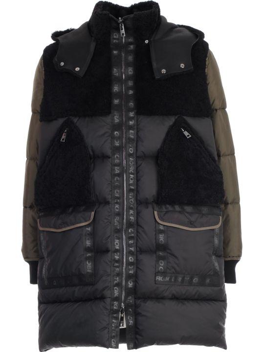 Giorgio Brato Coat Reversible Hood