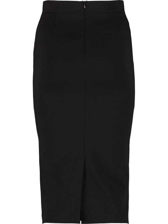 Jucca Stretch Pencil Skirt