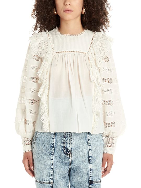 Ulla Johnson 'illy' Blouse