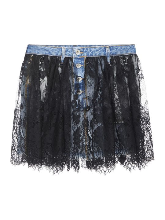 Ben Taverniti Unravel Project Unravel Project Skirt
