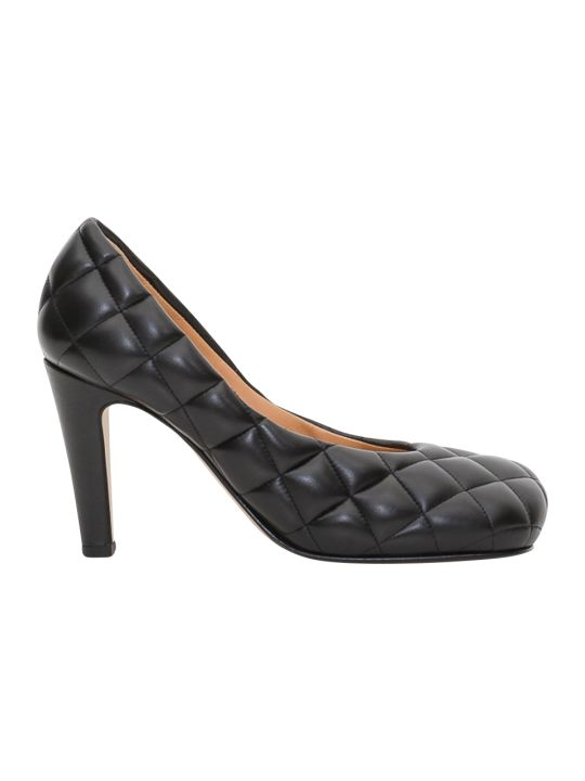 Bottega Veneta Padded Bloc Pumps