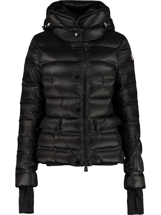 Moncler Grenoble Armotech Jacket With Zip And Snap Buttons