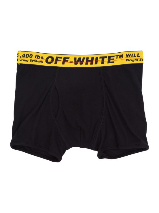 Off-White Logoed Boxer