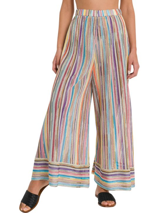 Missoni Wide Palazzo Trousers