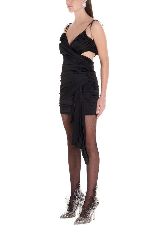 For Love & Lemons 'madonna Faux Wrap' Dress
