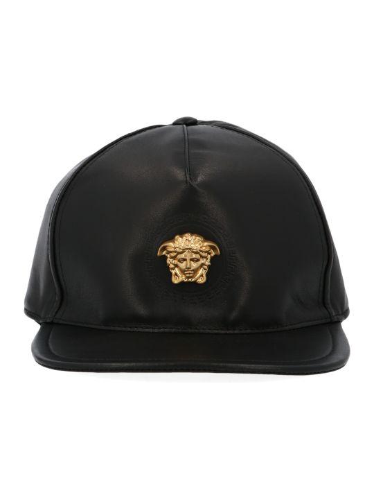 Versace 'medusa' Cap