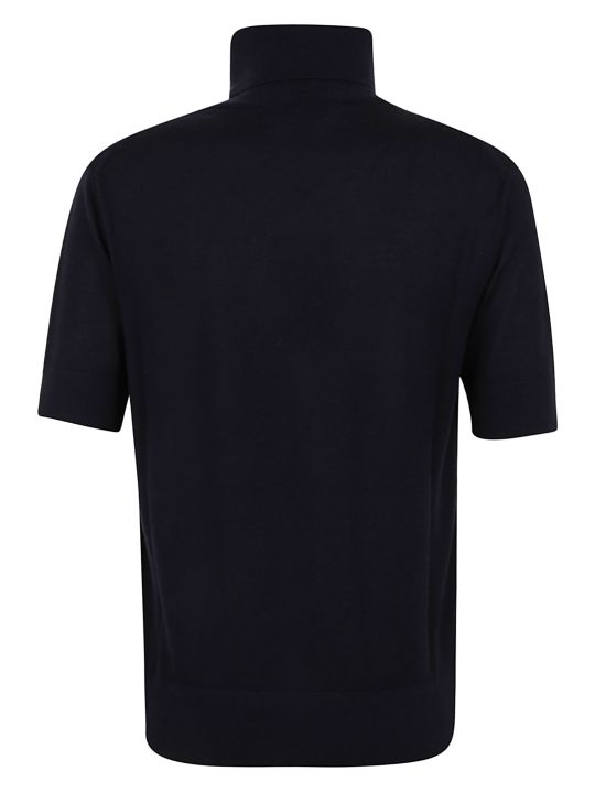 Ralph Lauren Black Label Short Sleeve Sweater