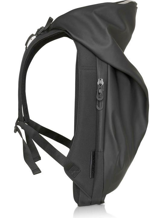 COTEetCIEL Côte&ciel New Nile Obsidian Black Polyester Backpack