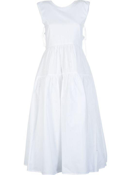 Cecilie Bahnsen Sleeveless High Waist Dress
