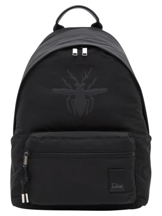 Dior Homme Backpack With New Logo Bee