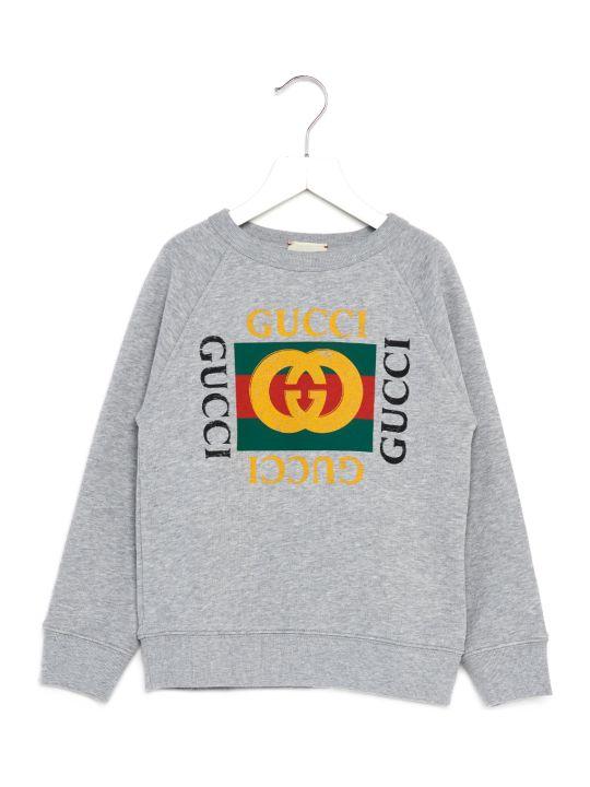 Gucci 'gucci Fake' Sweatshirt