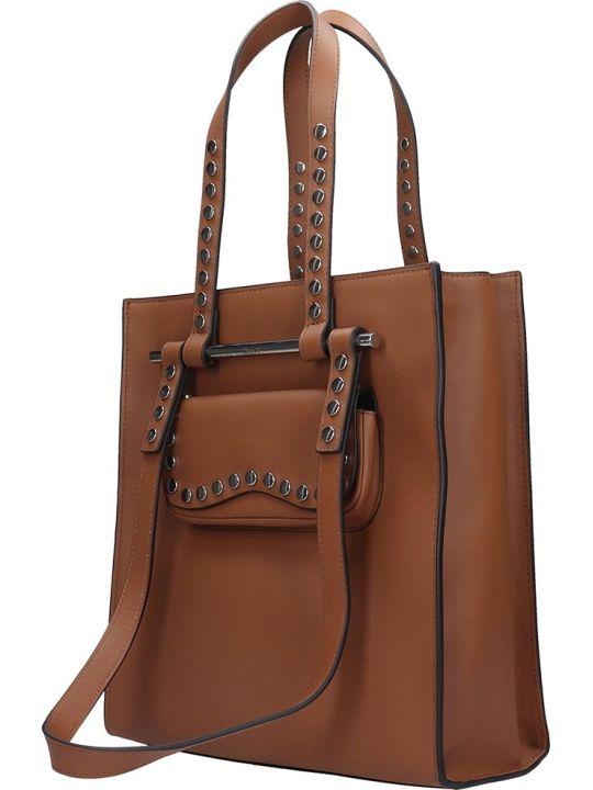 Ash Scarlett Shoulder Bag In Leather Color Leather