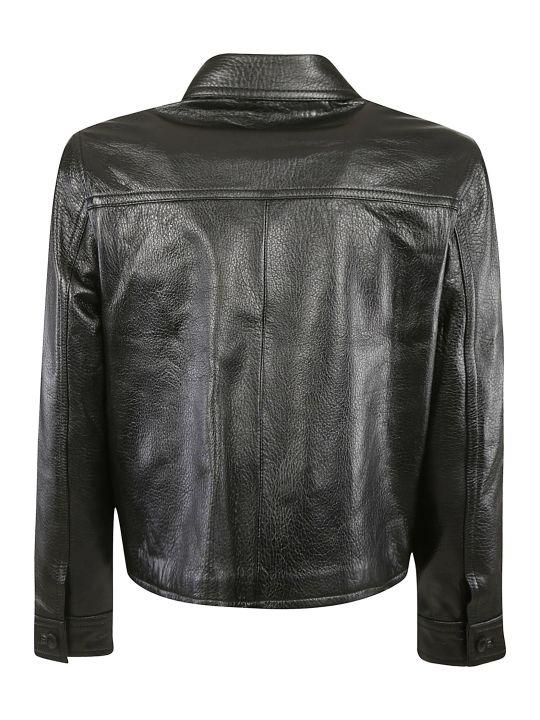 Ami Alexandre Mattiussi Multi Cargo Pocket Zipped Jacket