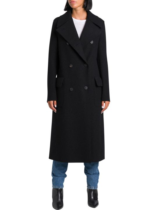 Harris Wharf London Long Militaryu Coat