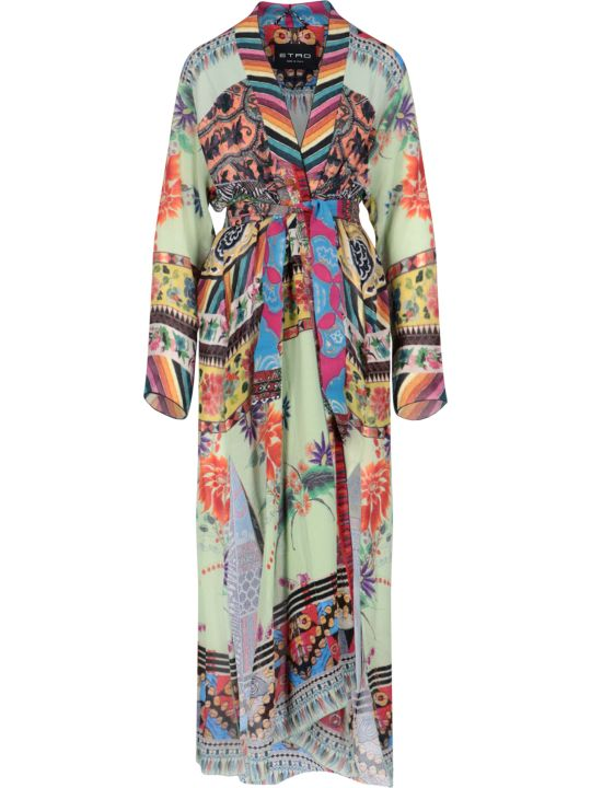 Etro Bandana Print Dress