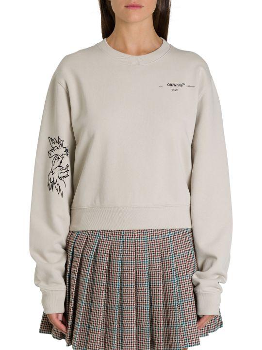 Off-White Animals Portrait Sweatshirt