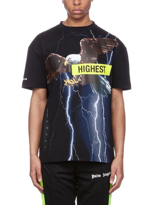 Palm Angels Storm Eagle T-shirt