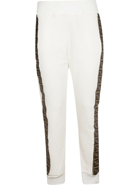 Fendi Paneled Track Pants