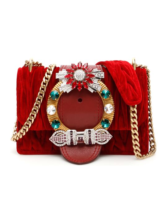 Miu Miu Miu Lady Crossbody Bag