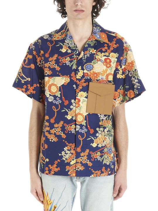 Palm Angels 'blooming' Shirt