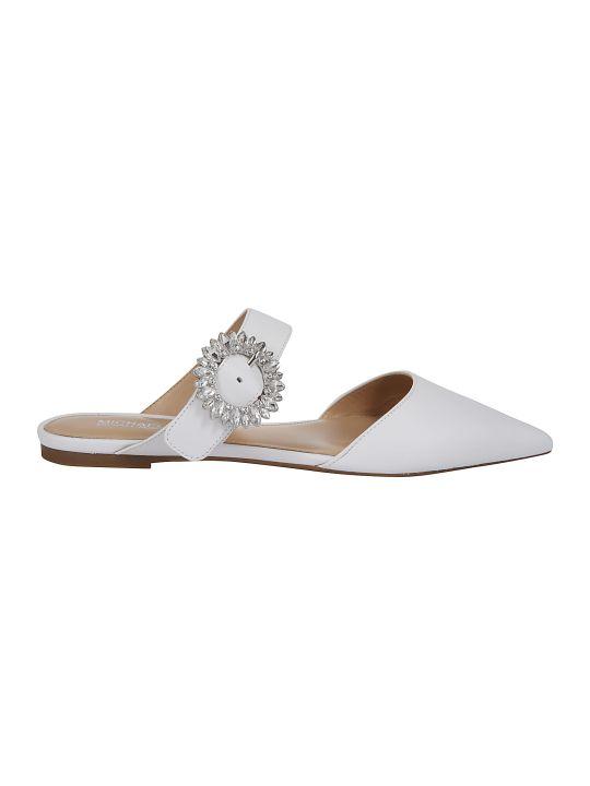 Michael Kors Crystal-embellished Sandals