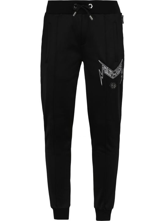 Philipp Plein Techno Fabric Track Pants