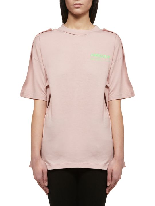 AMBUSH Logo Print Top