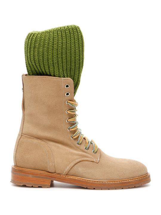 Dawni Sock Boots