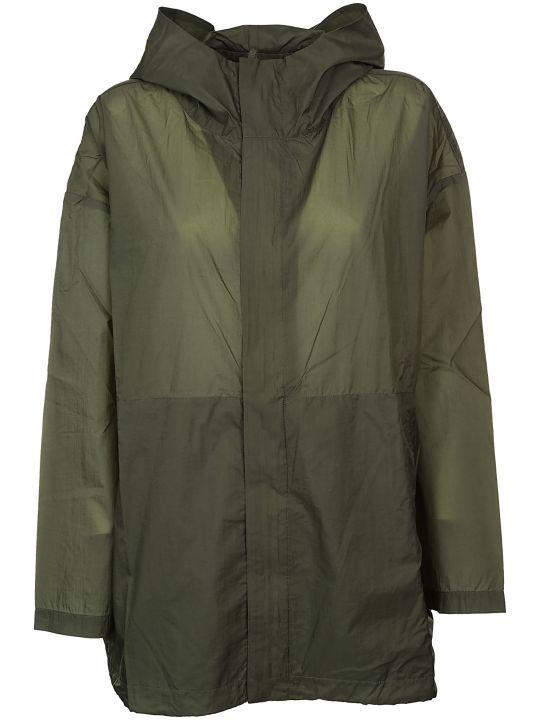 Plantation Hooded Raincoat